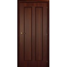 Межкомнатная дверь Mario Rioli Saluto 220v Ламинатин орех полотно глухое